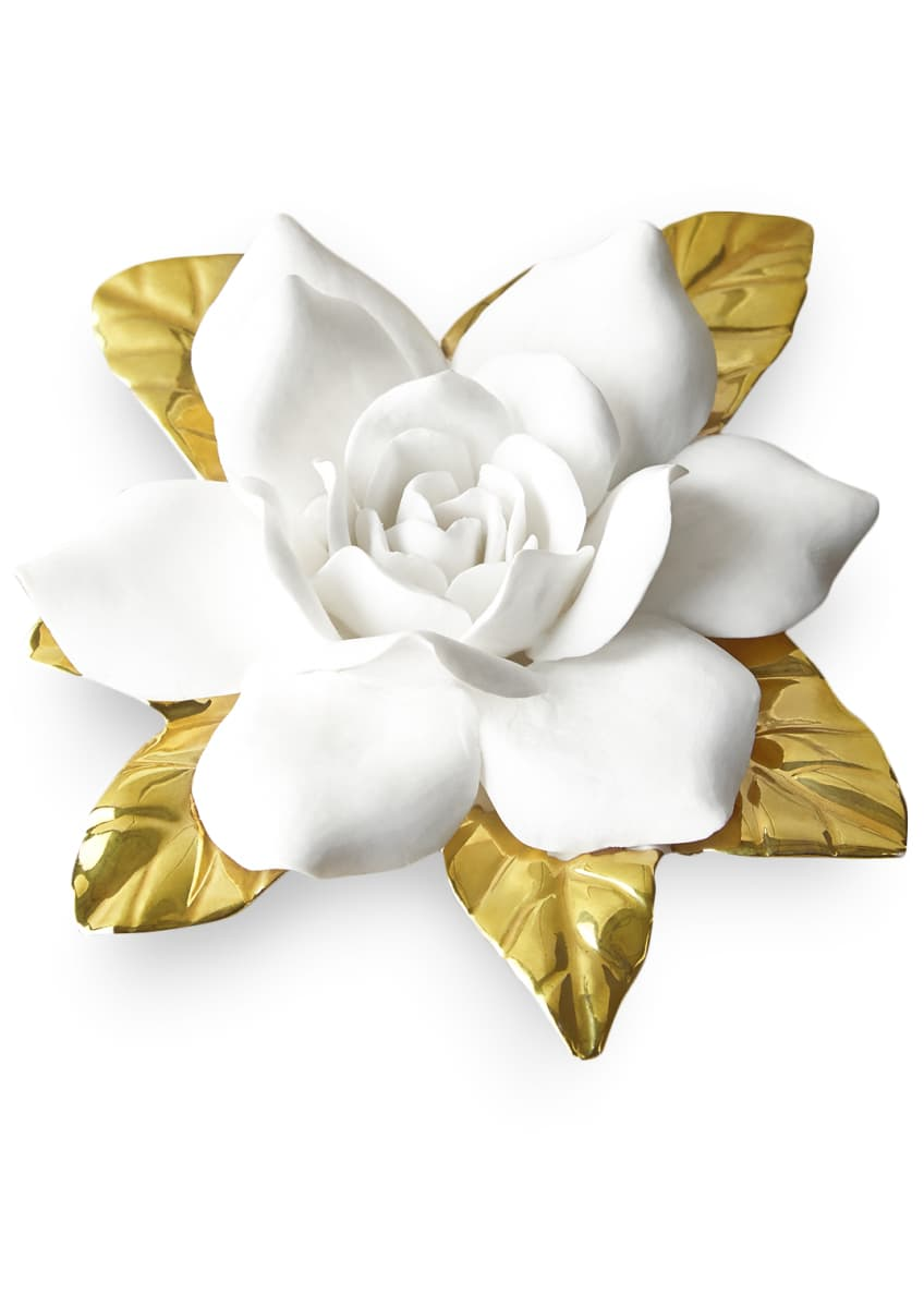 Image 2 of 3: White Gardenia