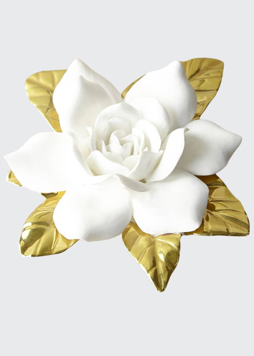 Image 1 of 3: White Gardenia