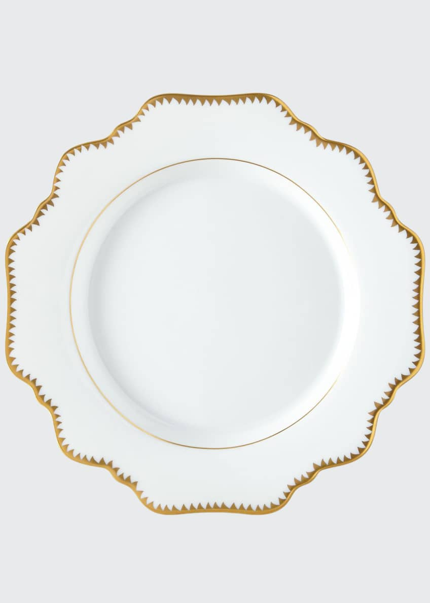 Image 1 of 1: Simply Anna Antiqued Bread and Butter Plate