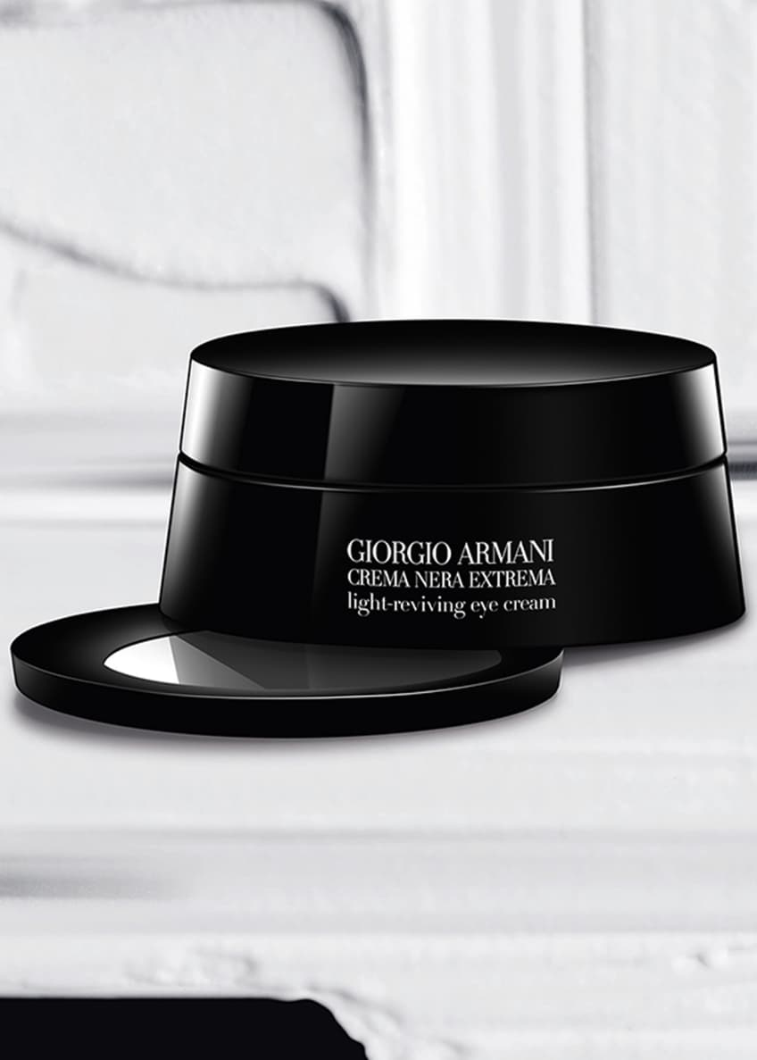 Image 2 of 4: Crema Nera Eye Cream, 15 mL