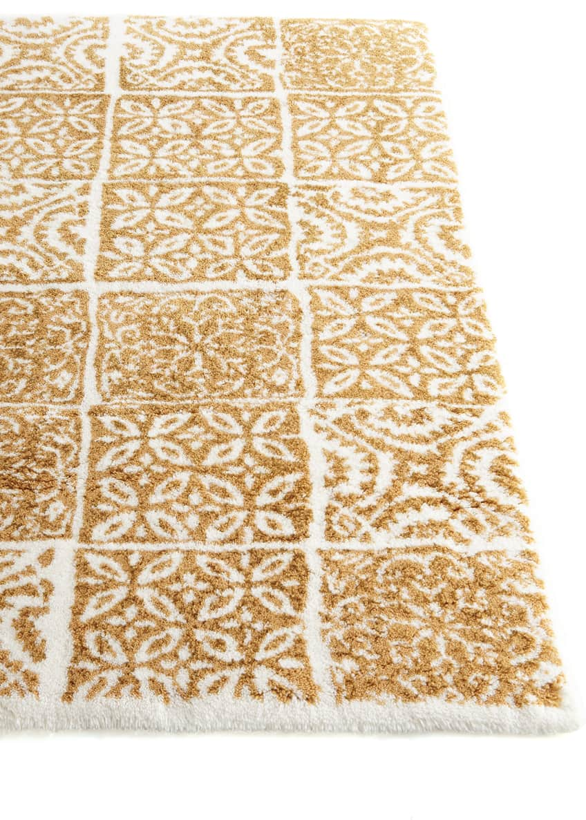 Image 2 of 2: Agnes Bath Rug