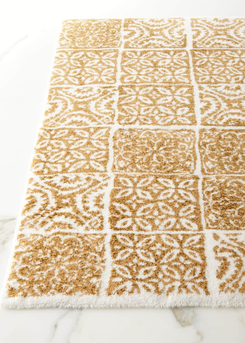 Image 1 of 2: Agnes Bath Rug