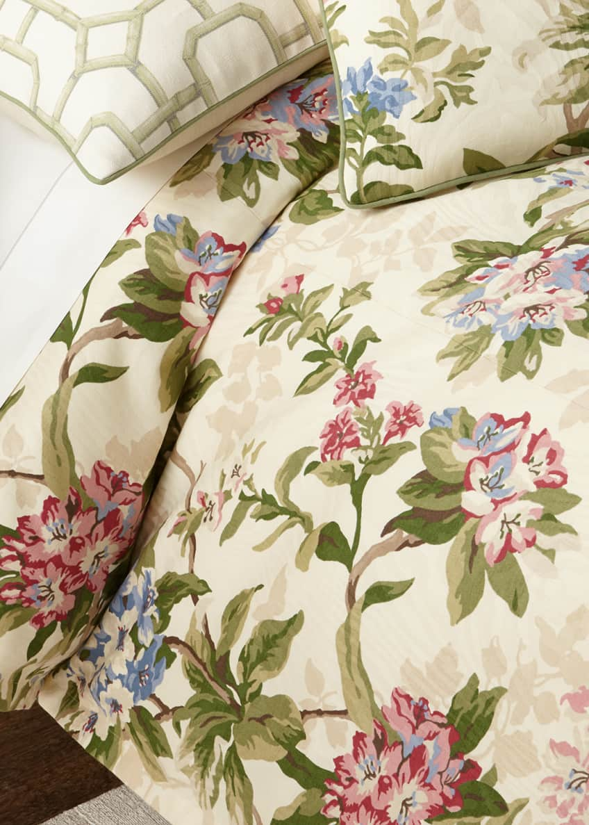 Image 1 of 1: Hillhouse Queen Duvet Cover