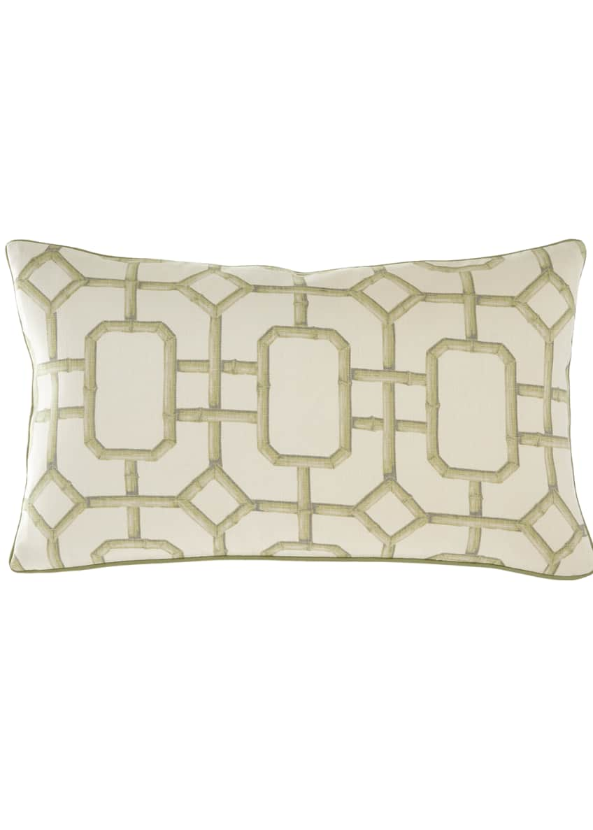 Image 1 of 1: Bamboo Oblong Pillow