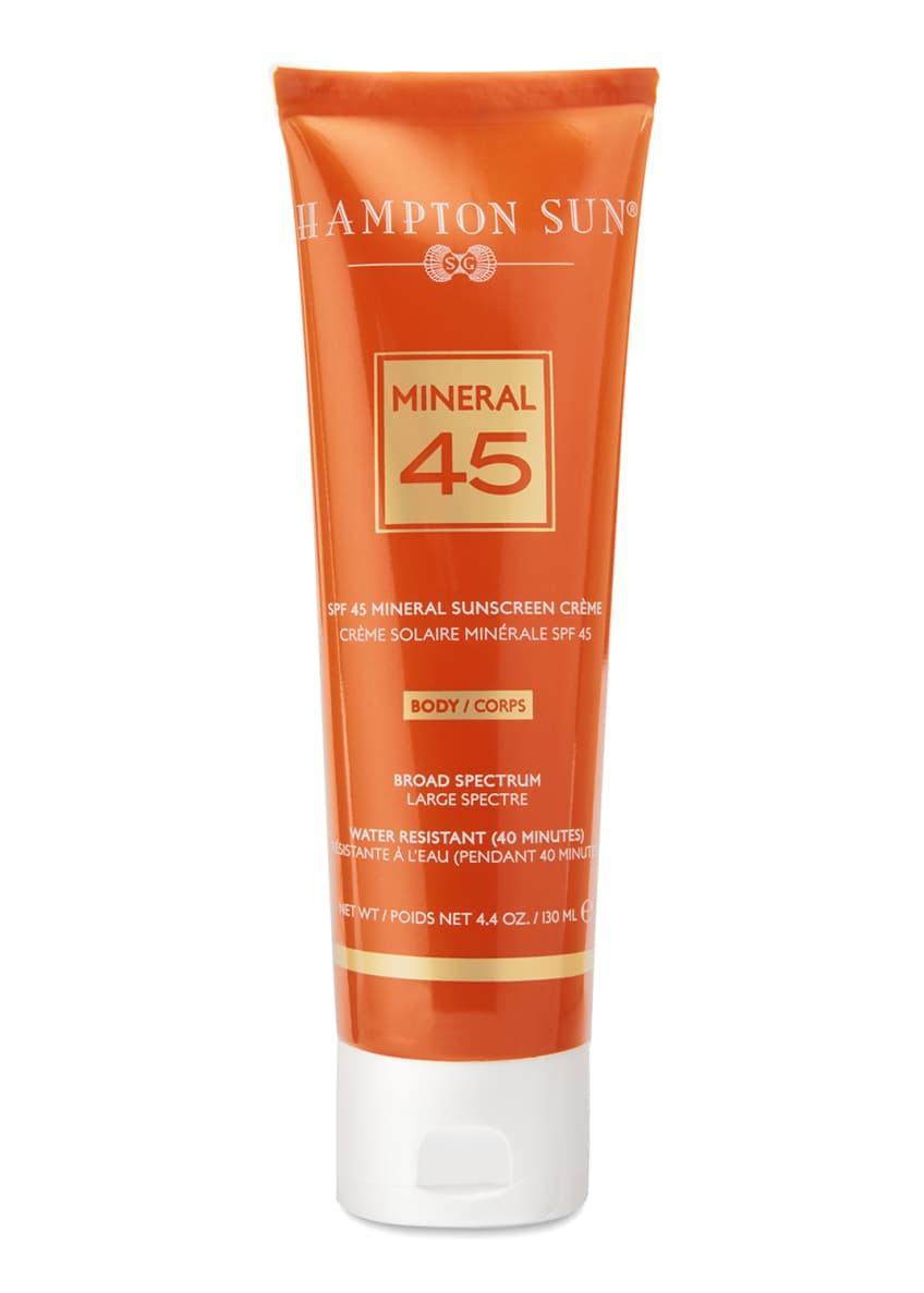 Hampton Sun Mineral Crème Sunscreen for BODY SPF