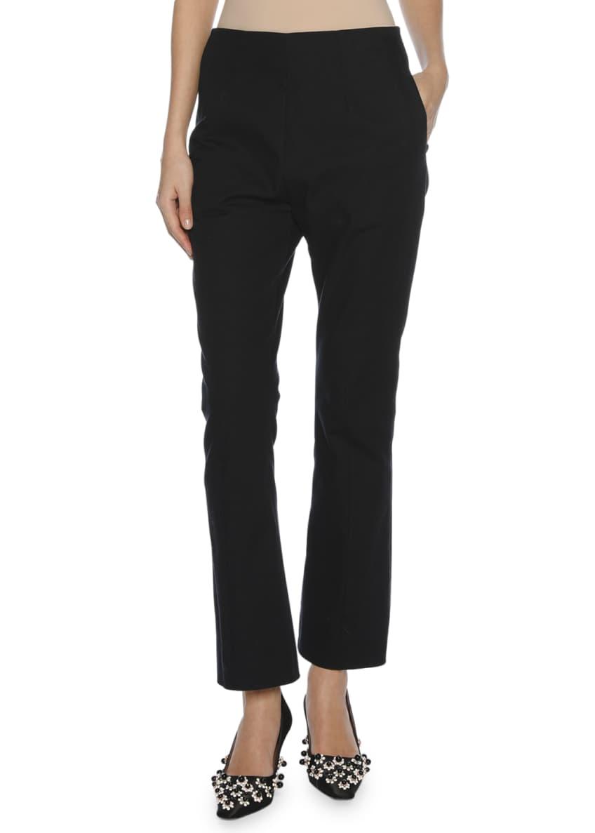 Marni Cropped Straight-Leg Pants & Matching Items