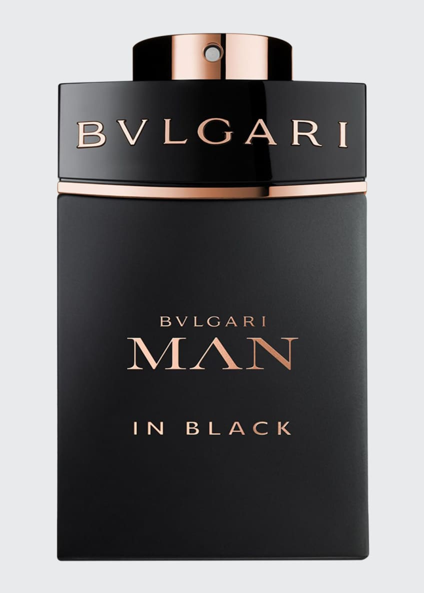 Bvlgari Man in Black Eau de Parfum, 3.4