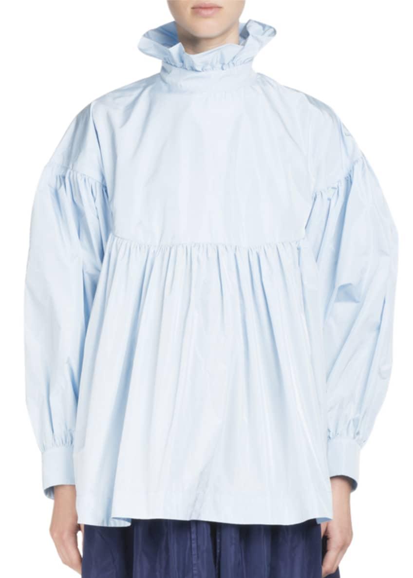 Kenzo Tie-Waist Midi Skirt & Matching Items