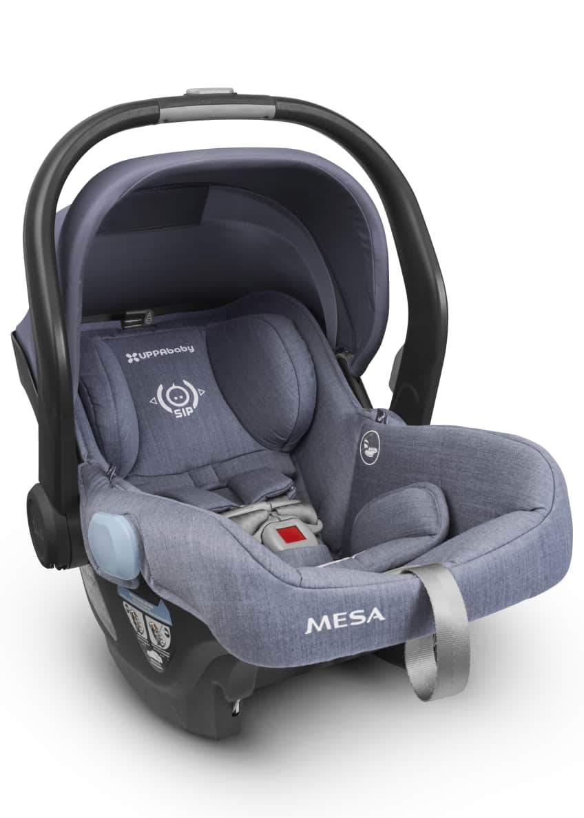Image 3 of 4: MESA™ Infant Car Seat w/ Base, Light Blue