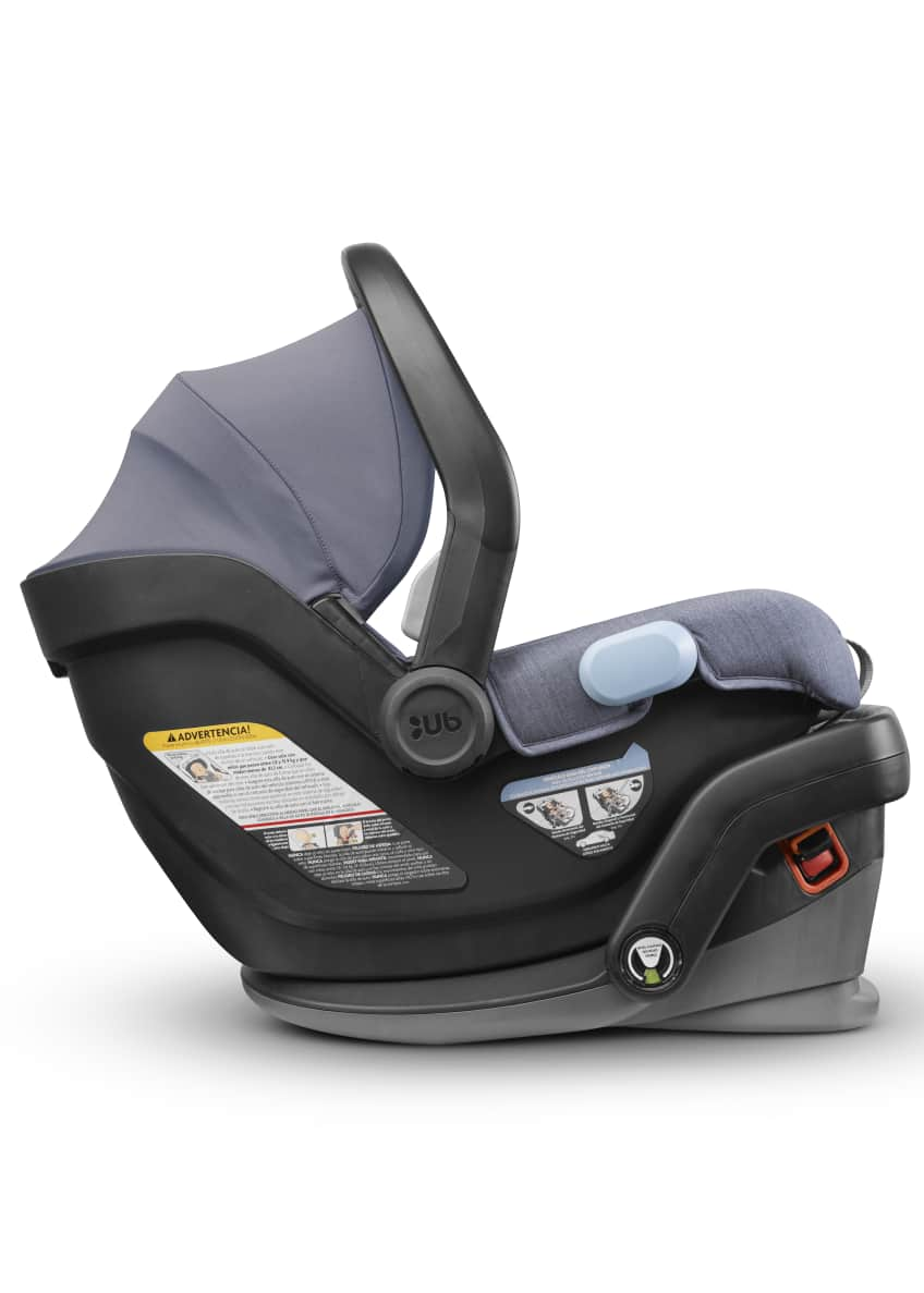 Image 4 of 4: MESA™ Infant Car Seat w/ Base, Light Blue
