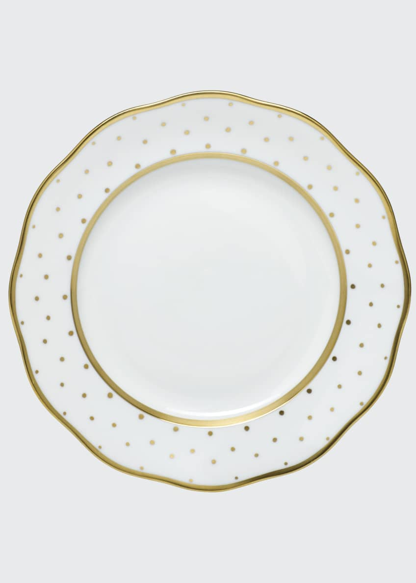Image 1 of 1: Connect the Dots Dessert Plate