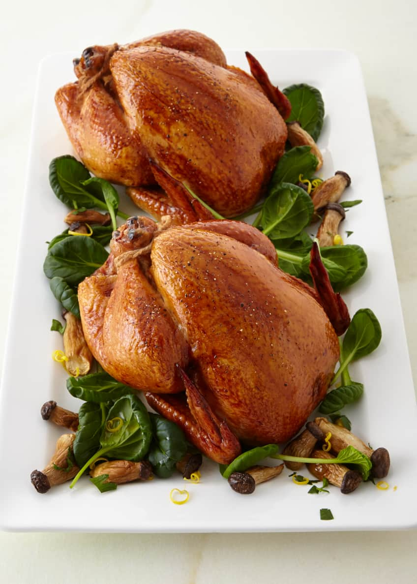 Alewel's Country Meats Cured & Smoked Chickens, Set