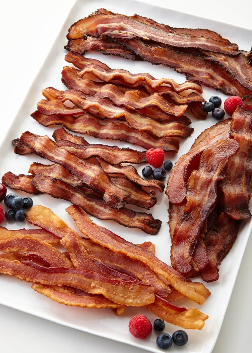 Alewel's Country Meats Bacon Variety Package, Five Servings