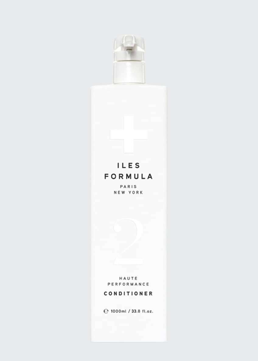Iles Formula Conditioner, 34 oz./ 1 L