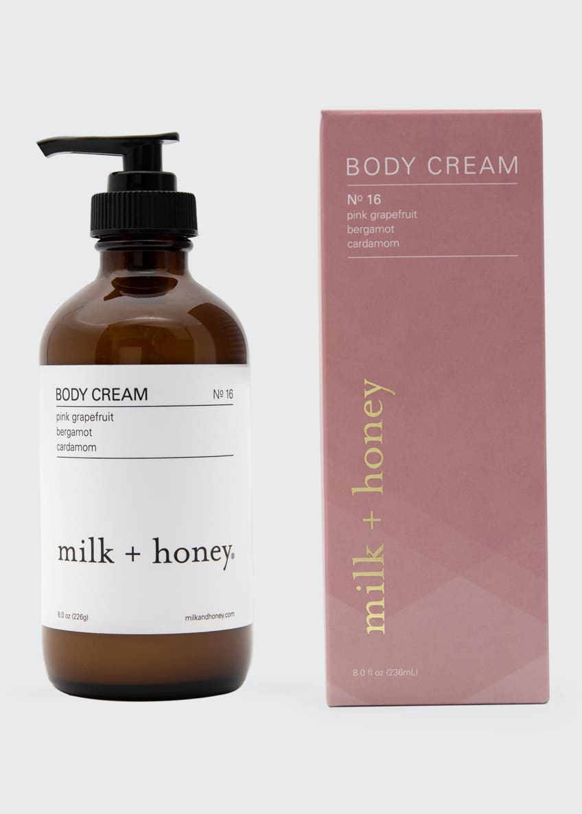 Image 3 of 3: Body Cream No. 16, 8.0 oz.