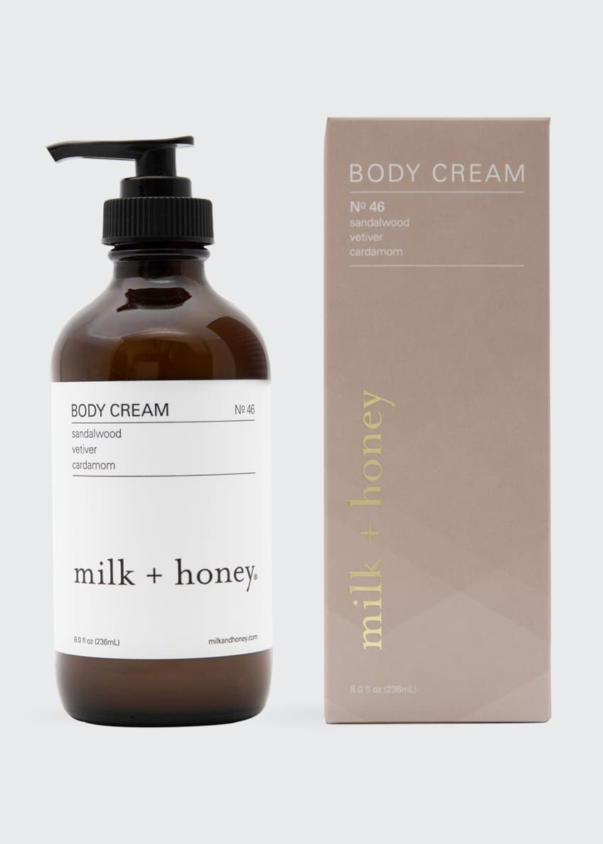 Milk + honey Body Cream No. 46, 8.0 oz. - Bergdorf Goodman