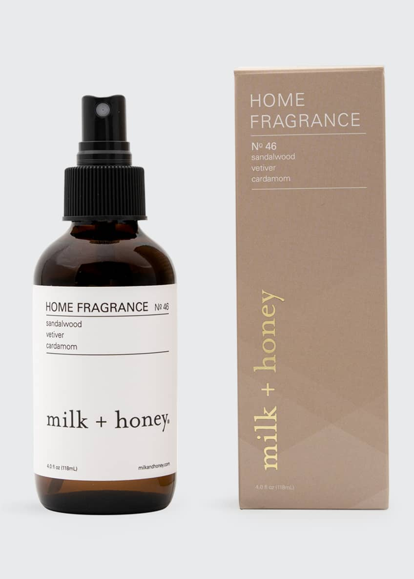 Milk + honey Home Fragrance No. 46, 4.0 oz. - Bergdorf Goodman