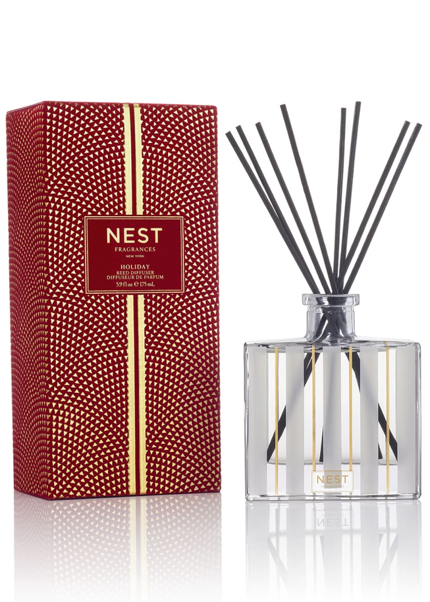 Nest Fragrances Holiday Diffuser 5.9 oz./ 174 mL