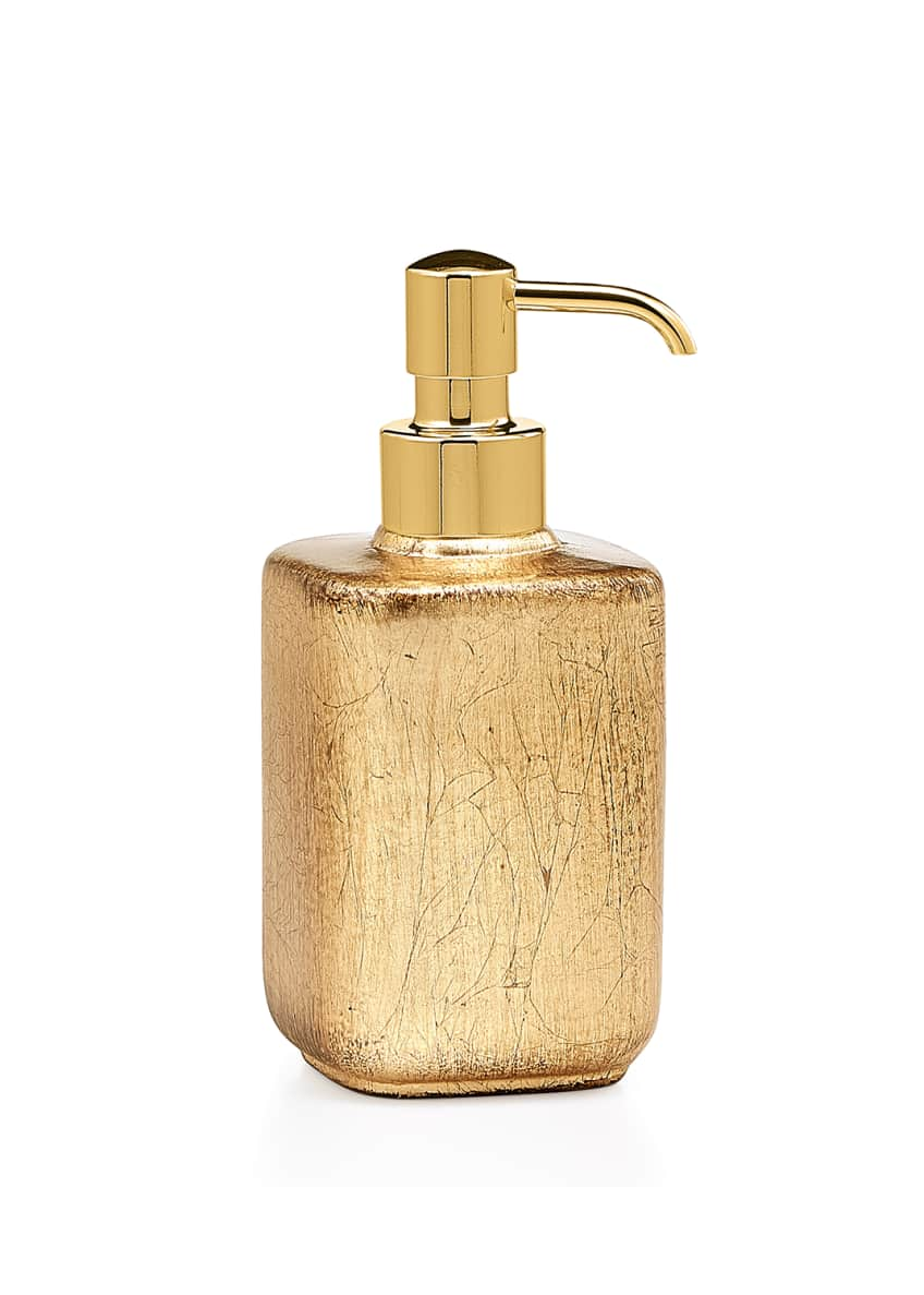 Labrazel Ava Soap Pump Dispenser, Gold