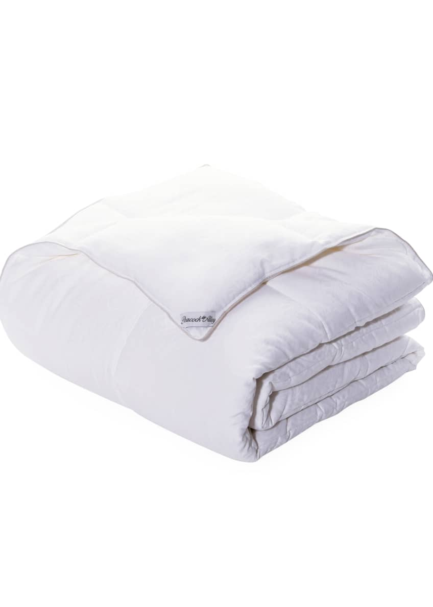 Peacock Alley Full/Queen Down Alternative Medium-Weight Comforter