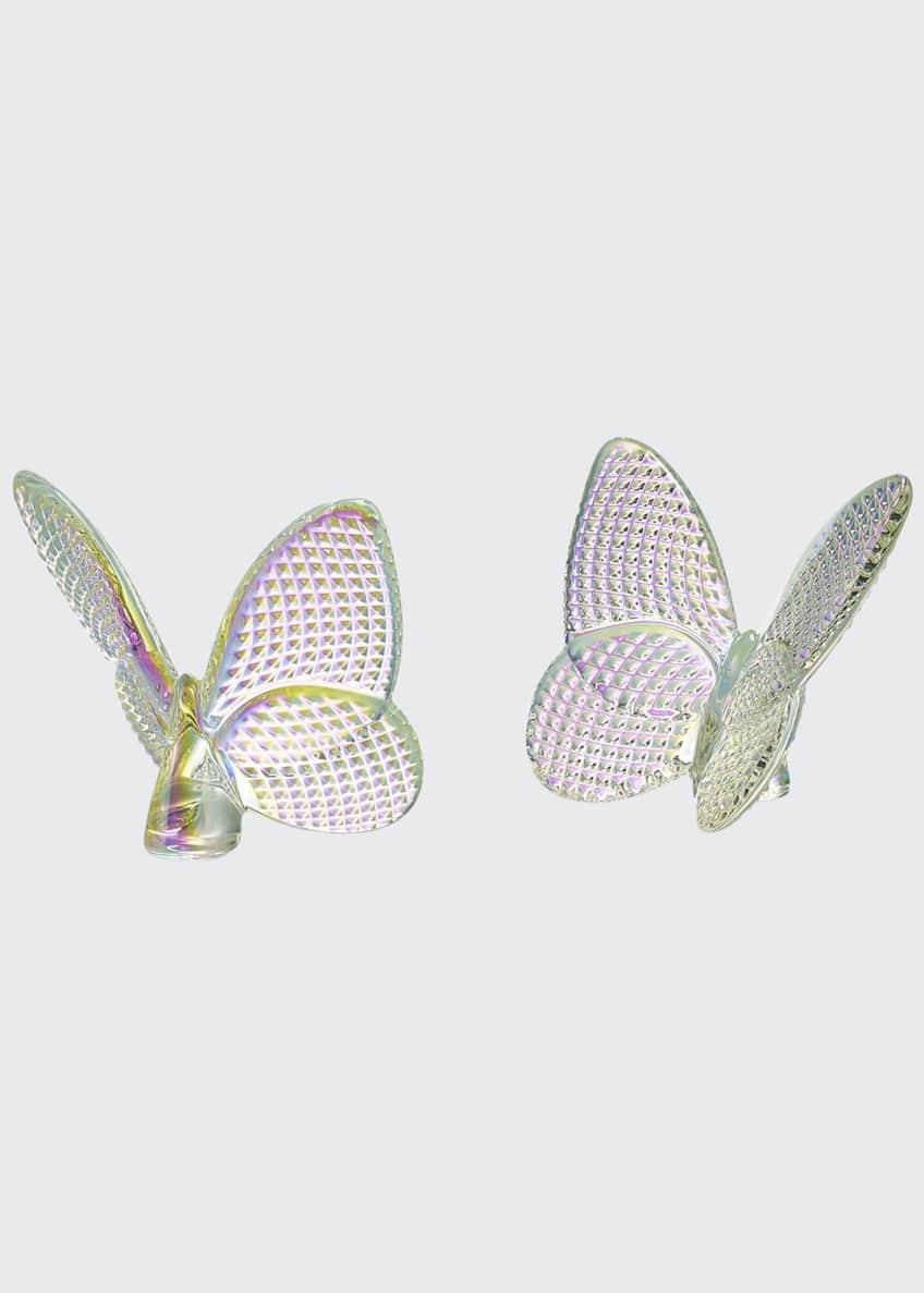 Baccarat Lucky Butterfly, Iridescent Diamante