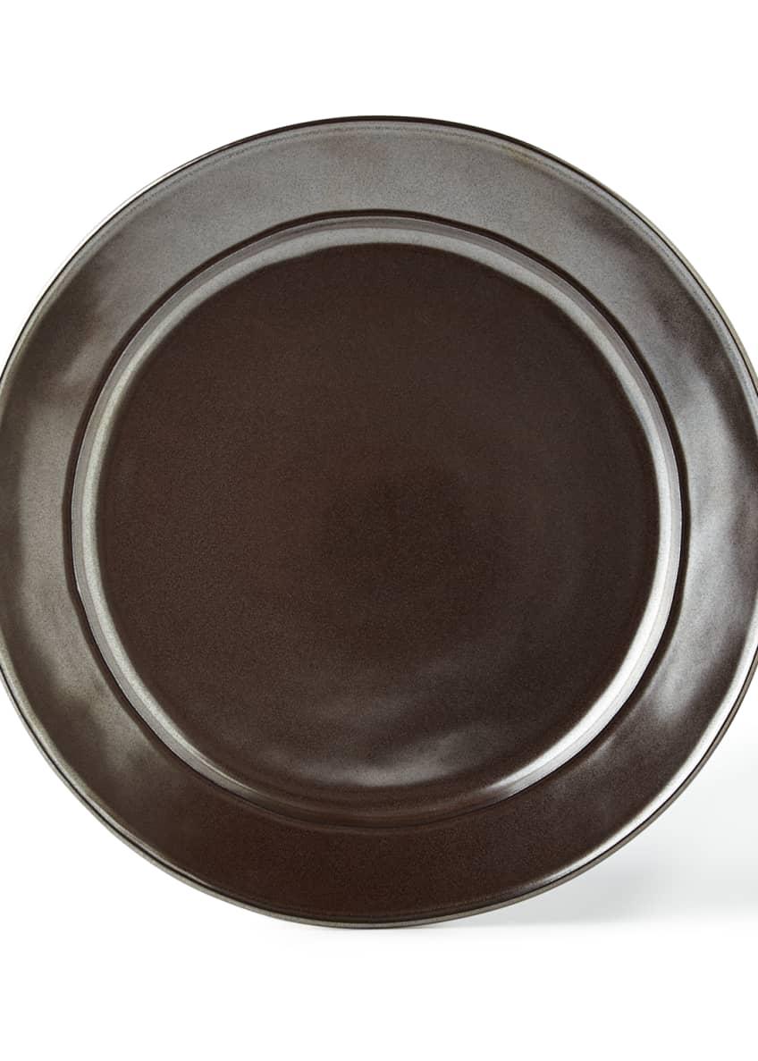 Juliska Pewter Stoneware Charger Plate