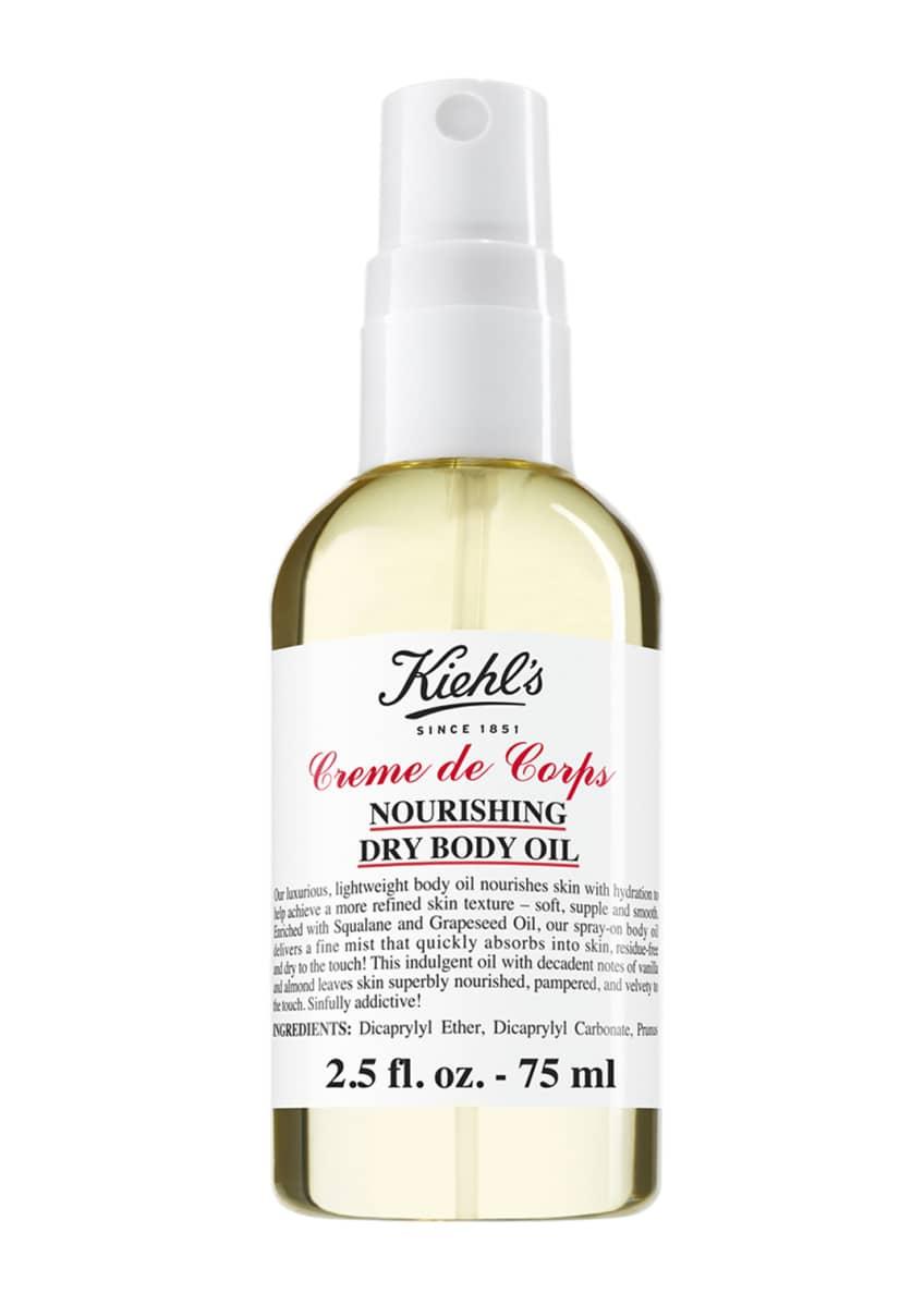 Kiehl's Since 1851 Crème De Corps Dry Body