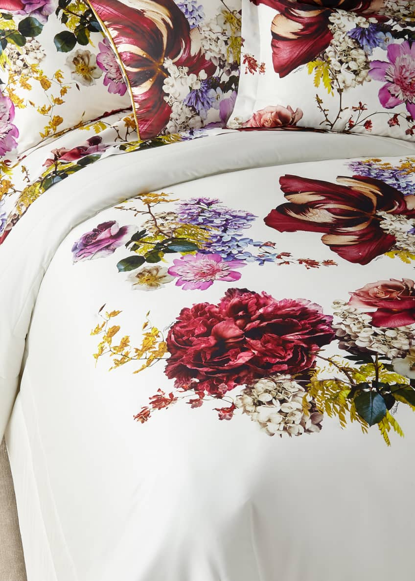 Image 1 of 1: Floris Bedspread