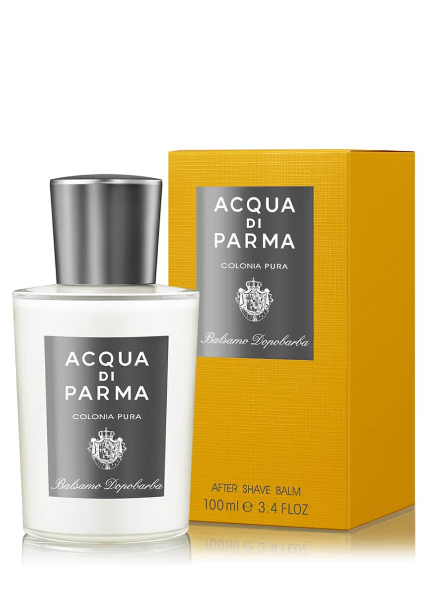 Image 2 of 2: Colonia Pura After Shave Balm, 3.4 oz./ 100 mL