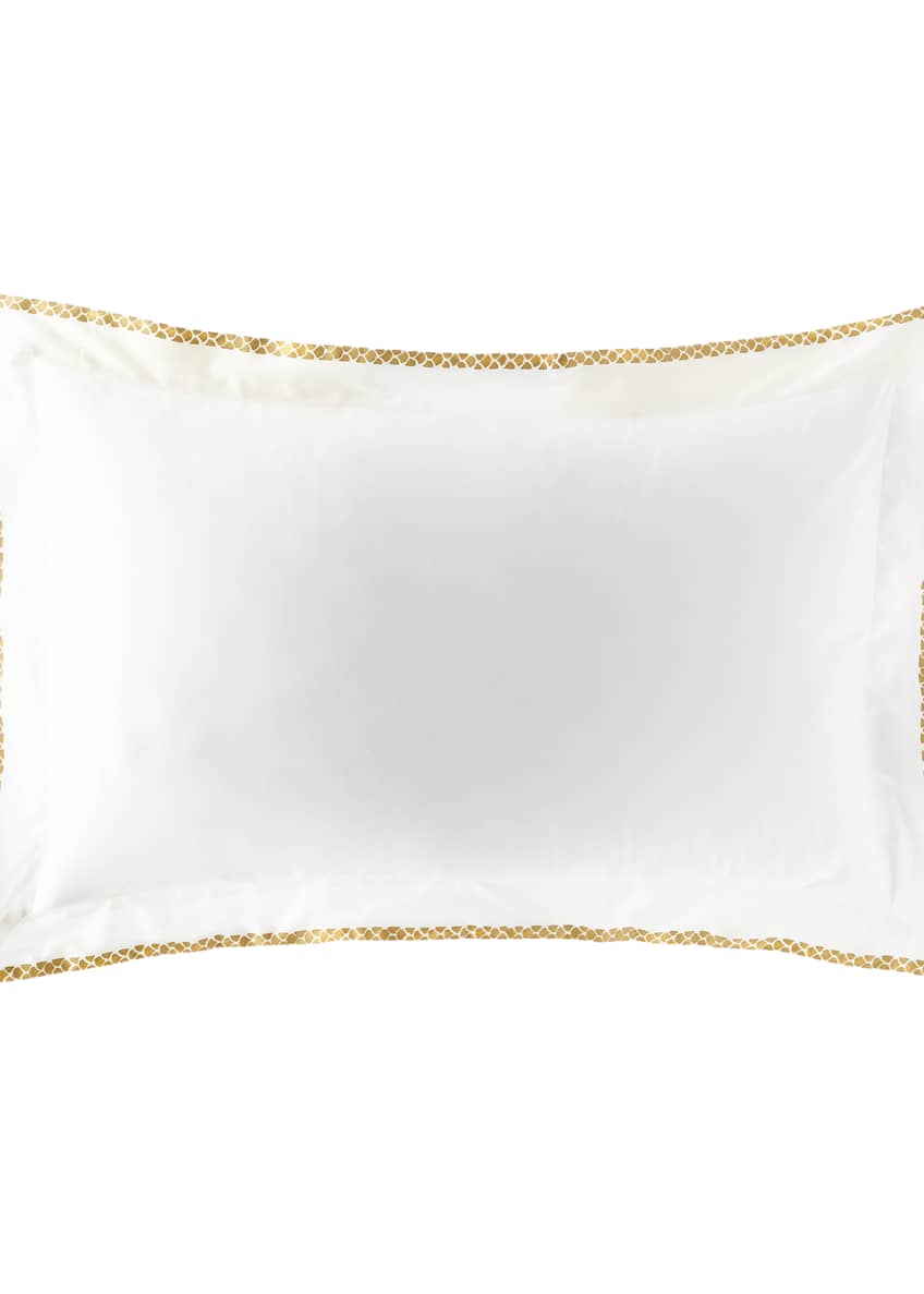 Image 1 of 1: New Gold Standard Sham, Set of Two