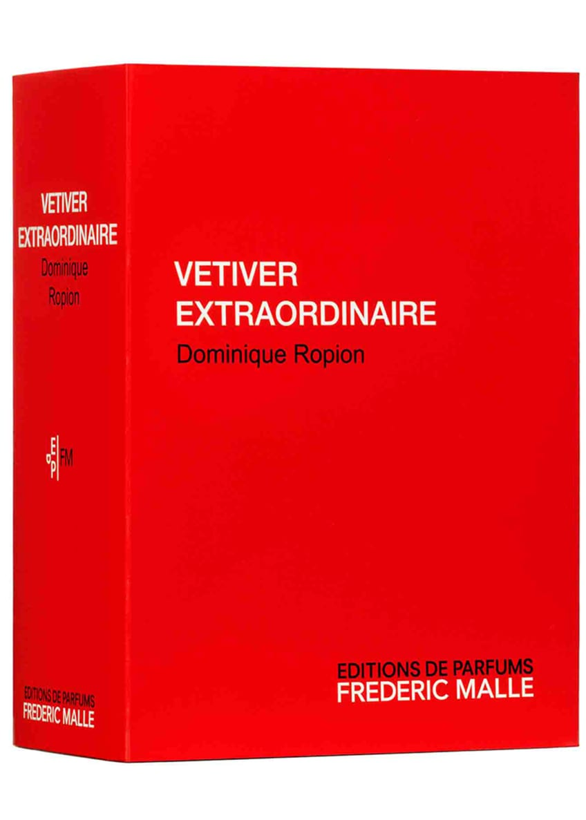 Frederic Malle Vetiver Extraordinaire Perfume, 3.4 oz./ 100 mL - Bergdorf Goodman