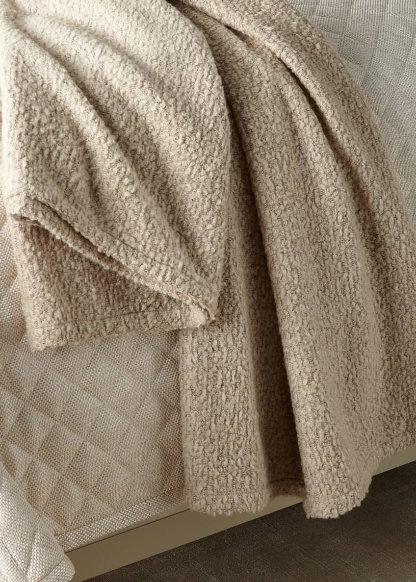Image 1 of 1: Boucle Throw