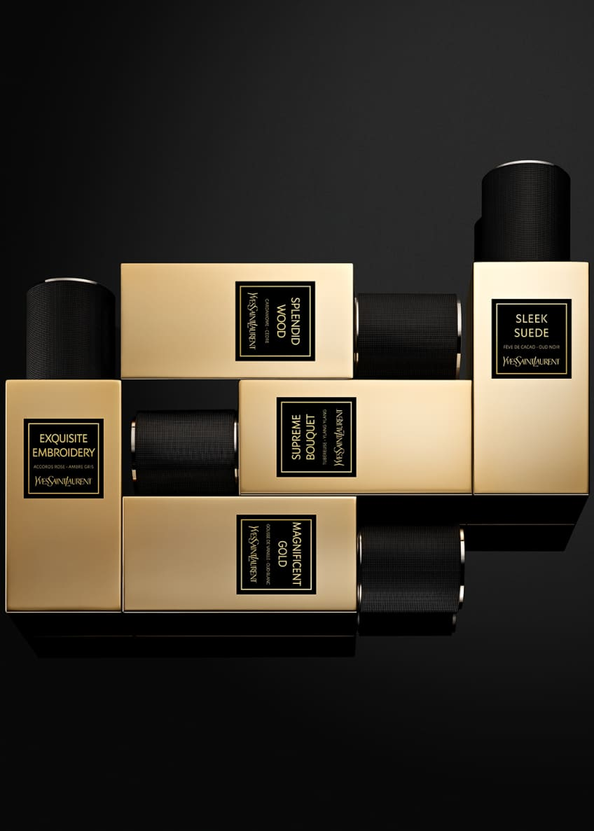 Image 4 of 4: LE VESTIAIRE DES PARFUMS Collection Orientale Magnificent Gold Eau de Parfum, 2.5 oz./ 75 mL