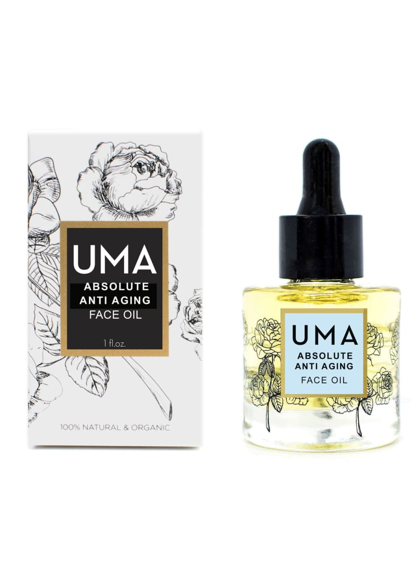 Image 2 of 2: Anti Aging Face Oil, 1.0 oz./ 30 mL