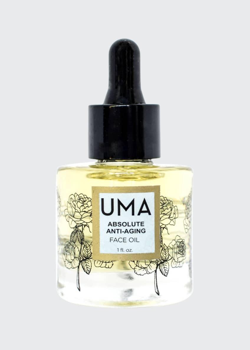 UMA Oils Anti Aging Face Oil, 1.0 oz./