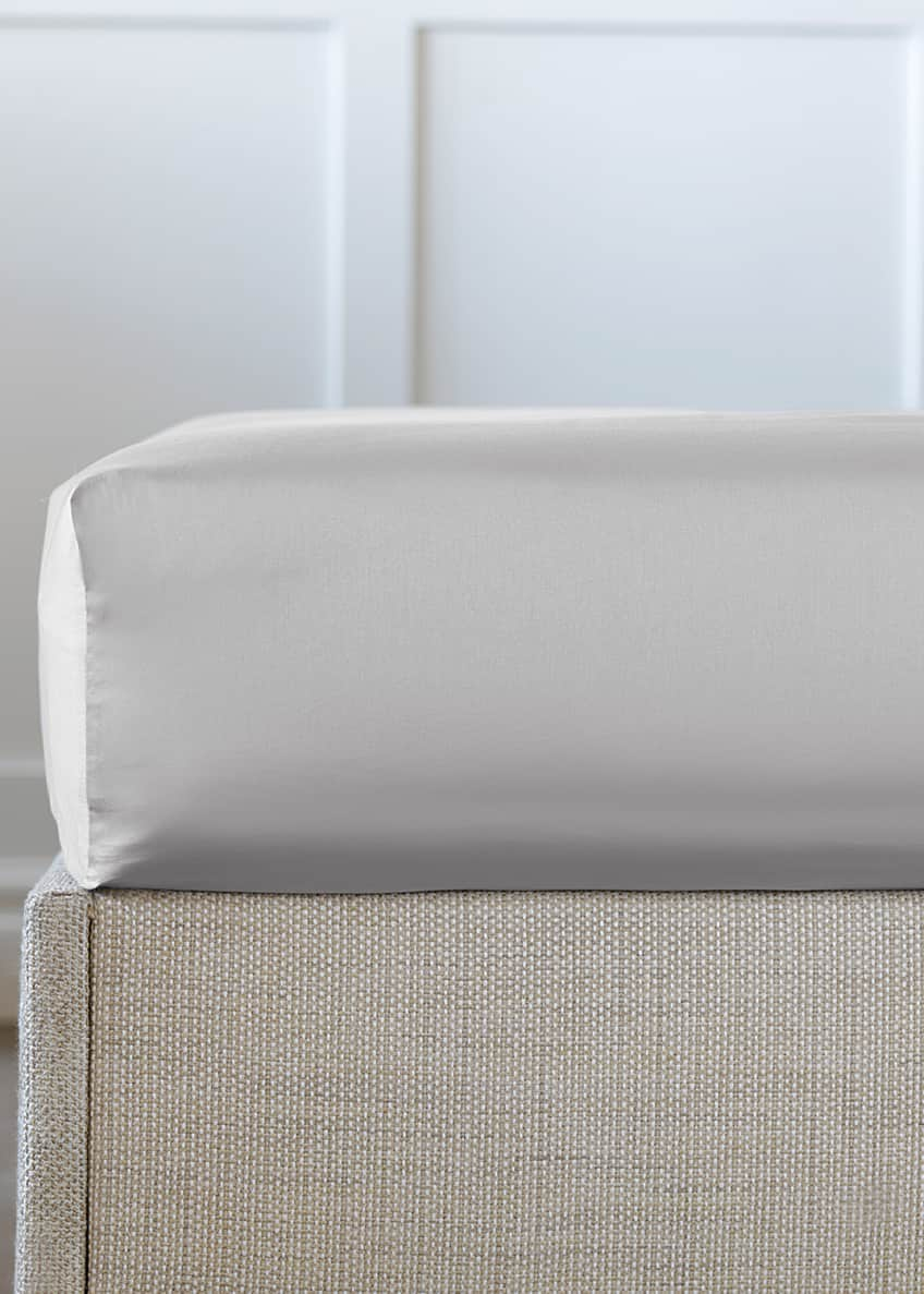 Image 1 of 1: Deluca King Fitted Sheet