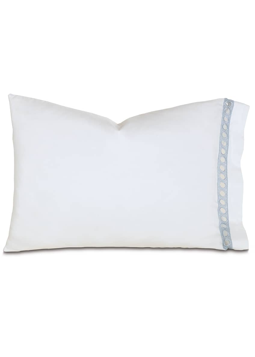 Image 1 of 1: Celine King Pillowcase