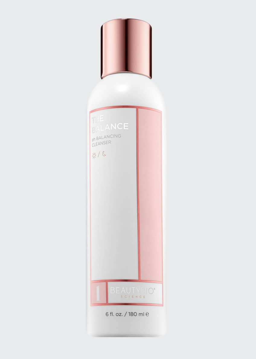 BeautyBio THE BALANCE pH Balancing Cleanser, 6.0 oz./