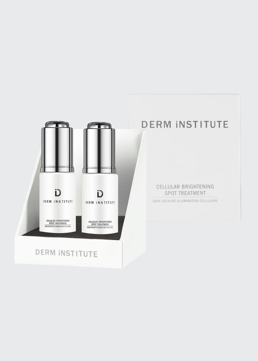 DERM INSTITUTE Cellular Brightening Spot Treatment, 4 x