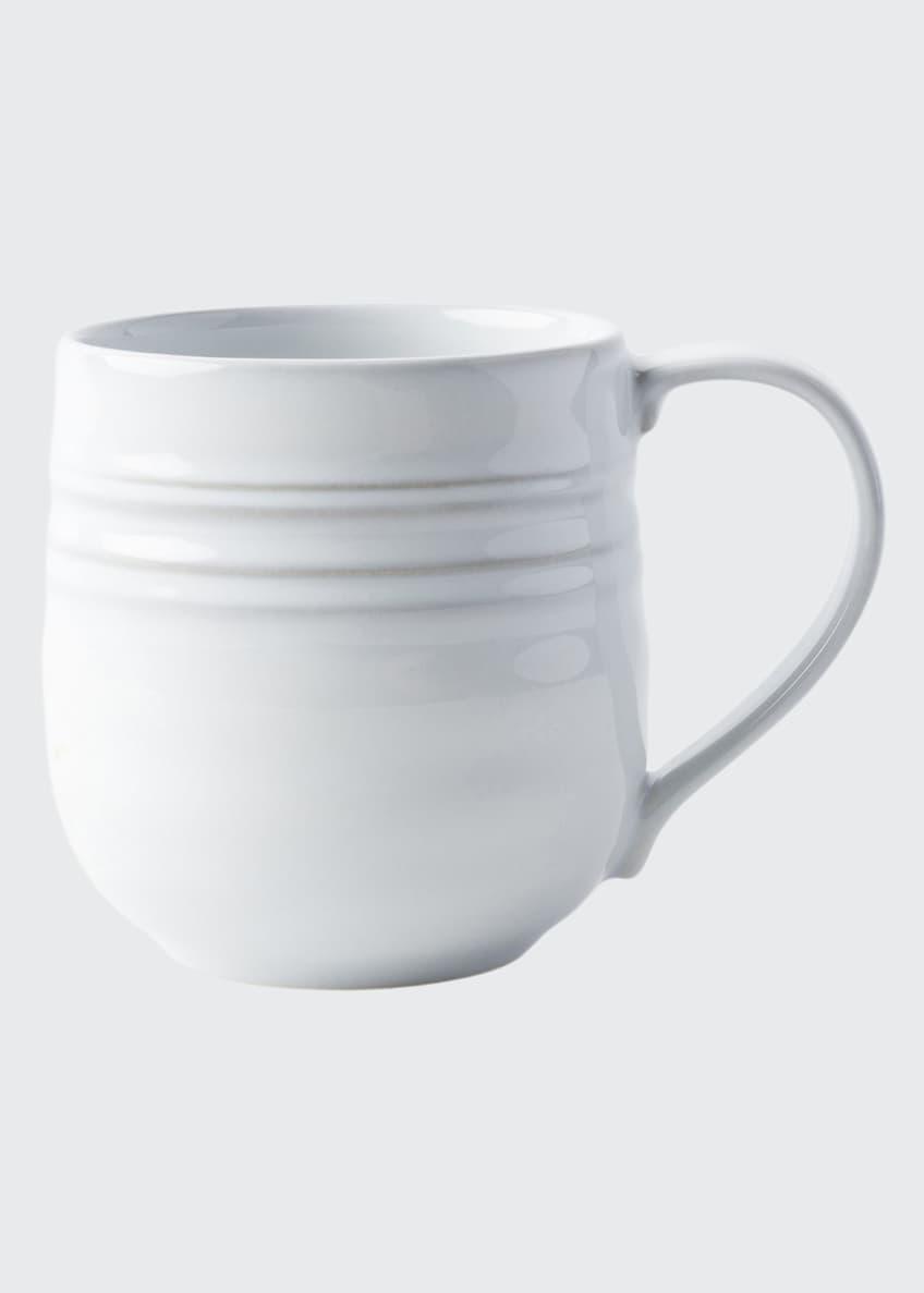 Juliska Bilbao White Truffle Coffee Cup