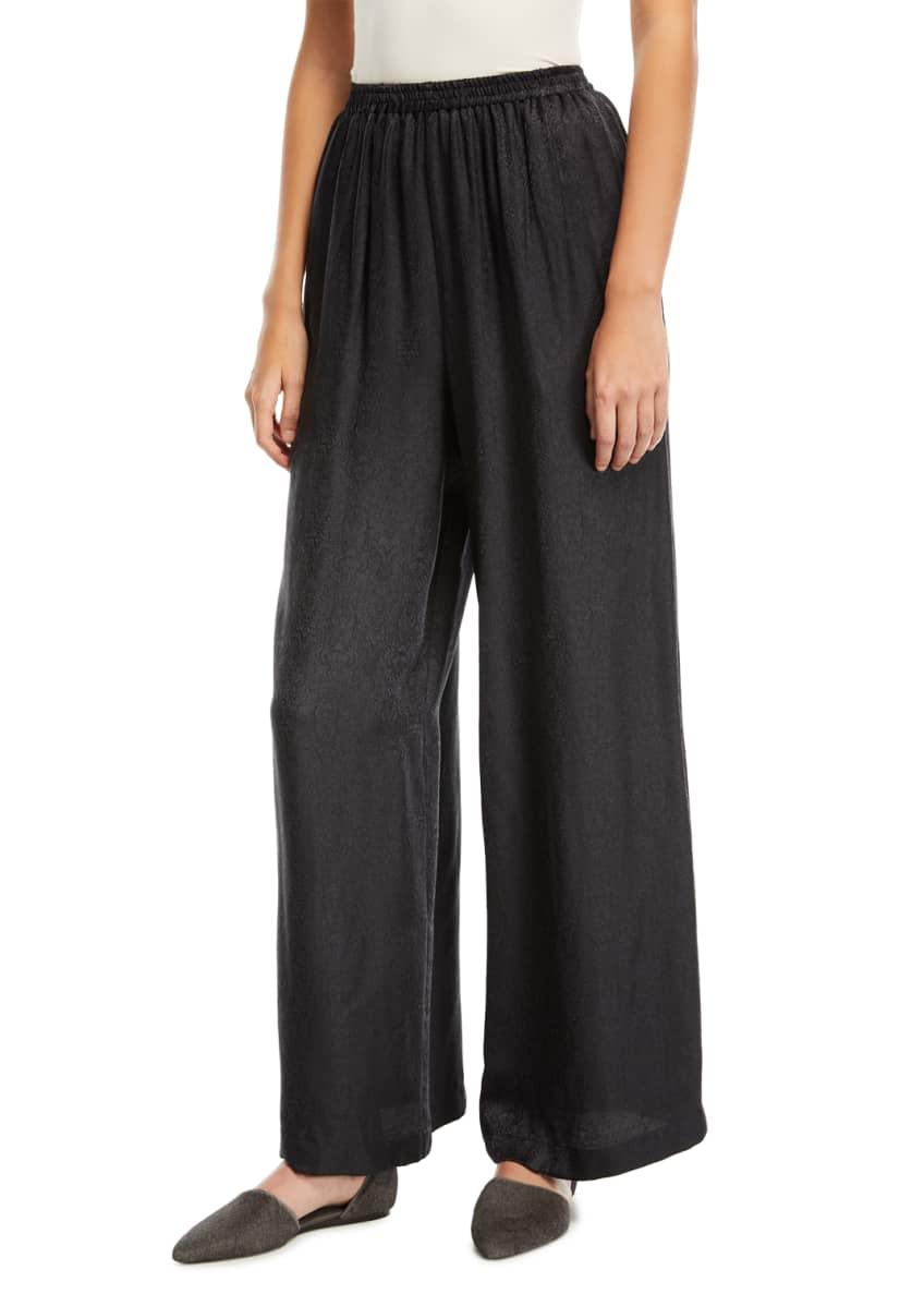 Eskandar Flared Trousers & Matching Items