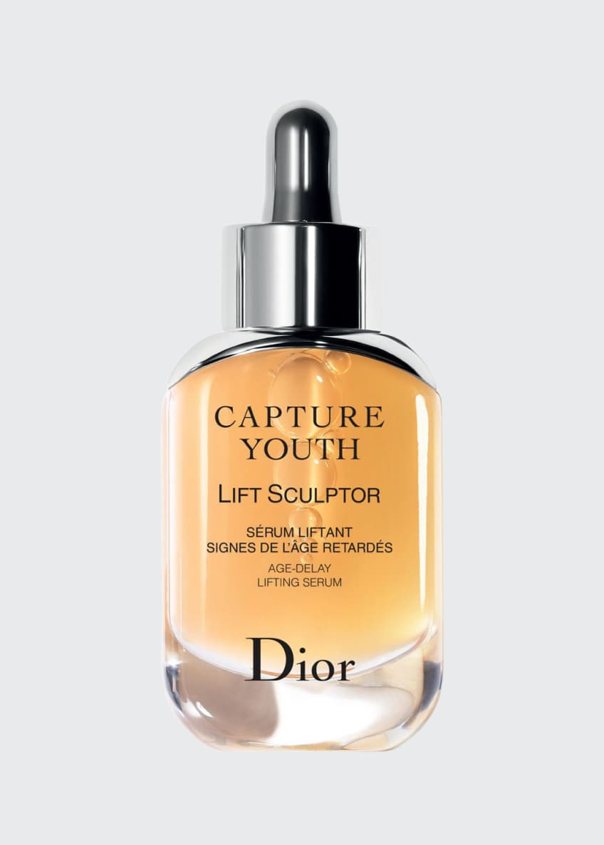 Image 1 of 5: Capture Youth Lift Sculptor Age-Delay Lifting Serum, 1.0 oz./ 30 mL