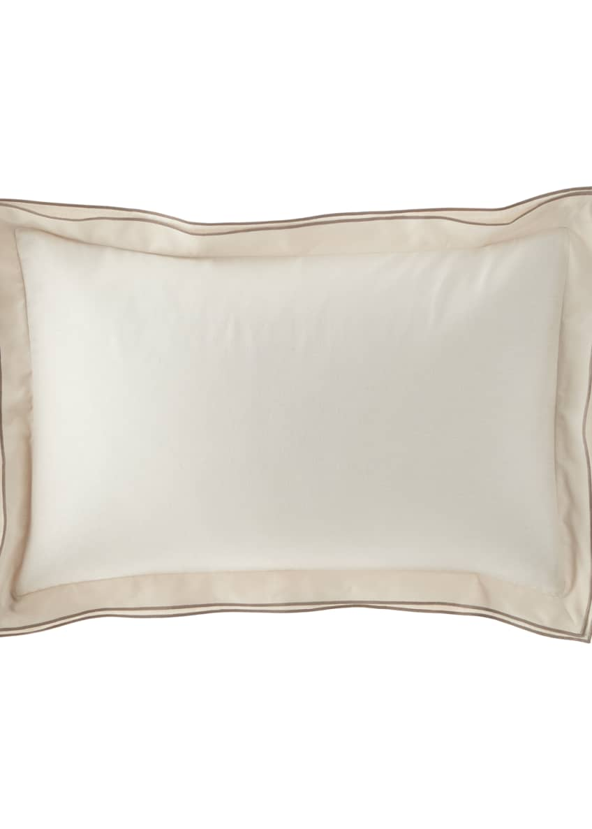 Image 1 of 1: Orchid Standard Sham