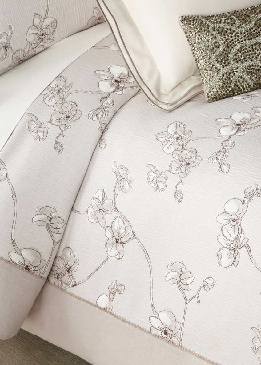 Image 1 of 1: Orchid King Duvet