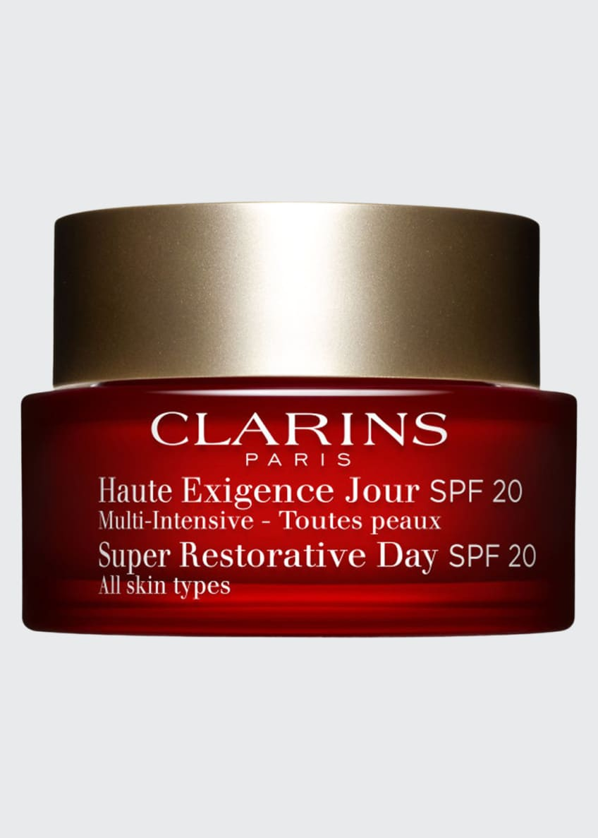 Clarins Super Restorative Day Cream SPF 20, 1.7
