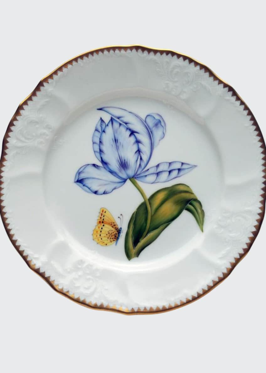 Image 1 of 1: Old Master Tulips Salad Plate