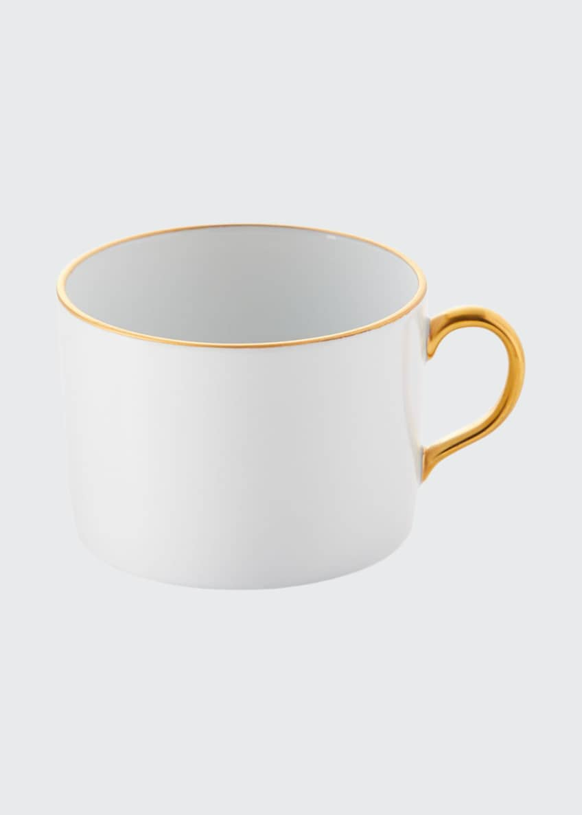 Anna Weatherley 22K Gold Rimmed Tea Cup