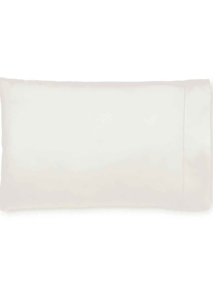 Image 1 of 2: Luminous Sateen King Pillowcase