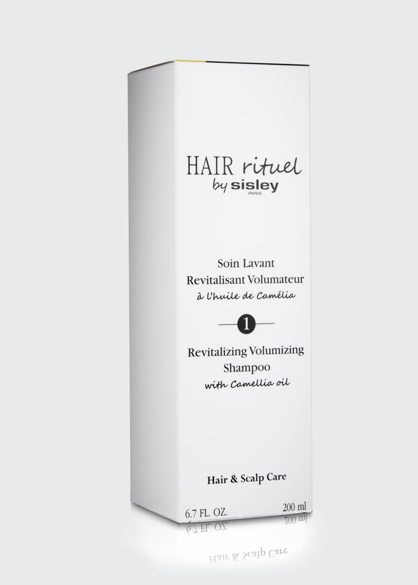 Image 3 of 5: Revitalizing Volumizing Shampoo with Camellia Oil, 6.7 oz./ 200 mL