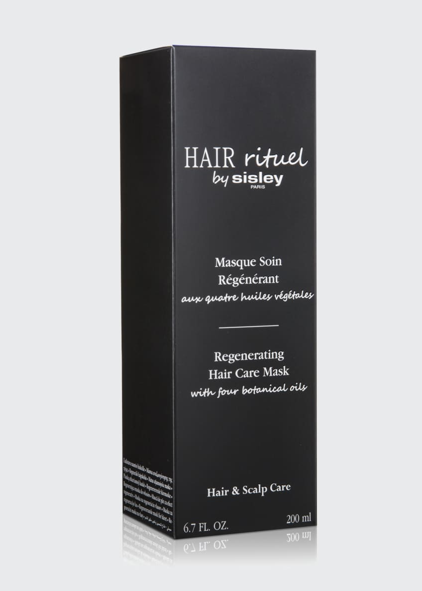 Image 3 of 3: Regenerating Hair Care Mask with Four Botanical Oils, 6.7 oz./ 200 mL